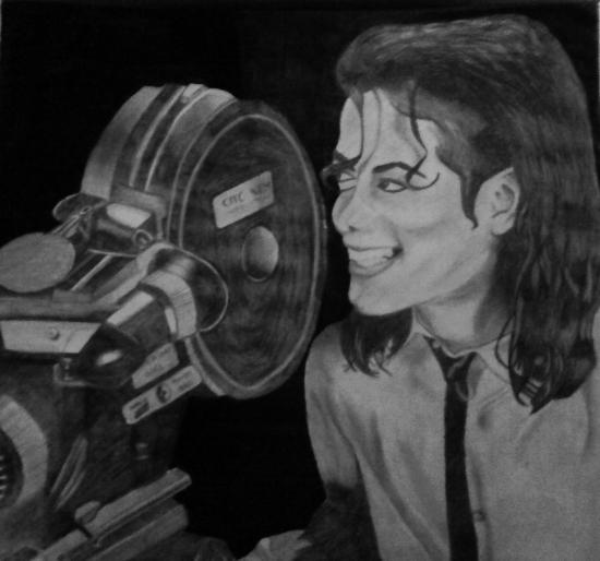 Michael Jackson by rolie